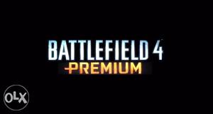 BATTLEFIELD 4 PREMIUM SQ!