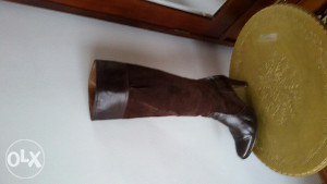 Kozne cizme Tommy Hilfiger