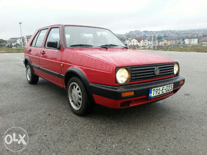 Golf 2 turbo dizel