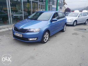Škoda Rapid SB Elegance 1,6 TDI