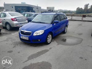 Škoda Fabia Ambition 1,4 TDI