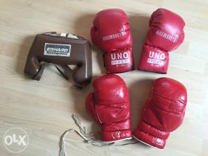 Bokserske rukavice i oprema za boks