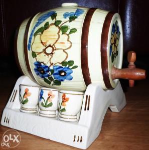 Bure keramika ukras