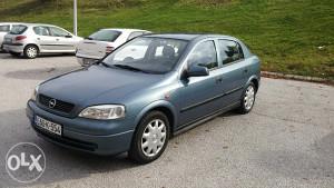Opel astra 1.4 2000g. tek registrovan