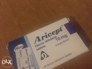 Aricept 10mg / Donepezil / Pfizer