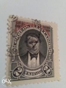 Filatelija ekvador 1894-godina