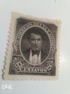Filatelija ekvador 1895-godina