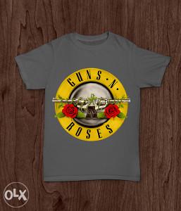 SuperMajice   MUZIKA   Guns N' Roses majica