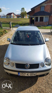 Polo VW 2003 1.4TDI