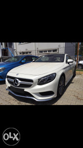 Mercedes S400 Coupe 4Matic