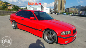 "Felge 17"" OZ Extraforged 5x120 BMW"