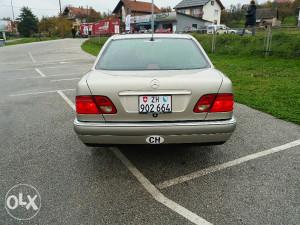 Mercedes E300 Diesel