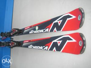 Skije Nordica Dobermann SC PRO