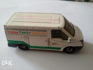 Autić Matchbox Ford Transit 2006 g.