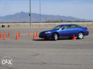 Tactical Driving Skills - DVD