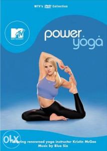 Kristin McGee - Power Yoga - DVD