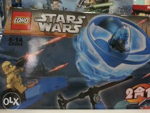 NINJAGO I STARWARS LEGO 2U1