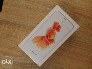 NOVO! Iphone 6s 128GB