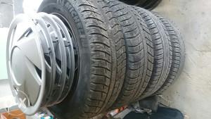Peugeot Citroen Felge sa gumama i ratkapama