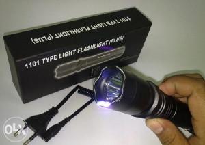 Baterija lovačka sa laserom i elektro šokerom