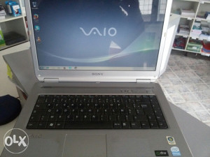 Laptop Sony Dual Core