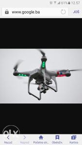 Iznajmljujem dron za svadbe i druge prilike