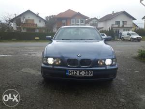 BMW 525. Dizel 2002 god u extra stanju