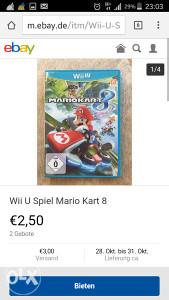 Wii u igre