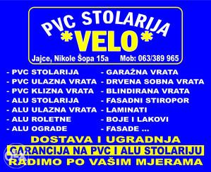 PVC STOLARIJA proizvodnja i prodaja