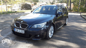 BMW 525d M-SPORTPAKET M-OPTIC 520 525 530 535