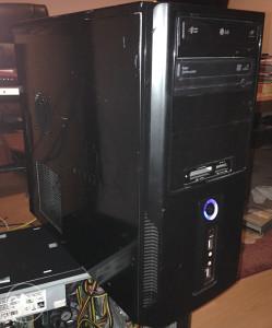 Računar 4Gb ram 2.4GHz 120Gb hdd