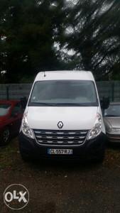 Renault 10 mjesec 2012 god. Vozilo u dolasku