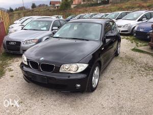 BMW 118d servisna