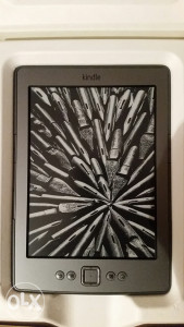 "Kindle Wi-Fi, 6"" E Ink Display"