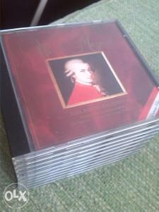10 CD klasicne muzike