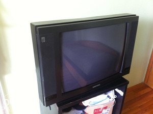 TV grundig televizor 80 cm POVOLJNO