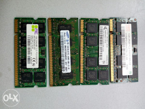 Ram ddr2 1GB za laptop