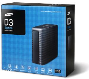 Externi HDD 3 TB, Seagate Samsung D3, citaj detaljno