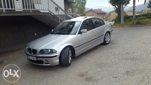 BMW 320d e46 m optic
