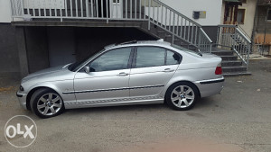 BMW 320d e46 m optic