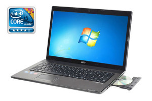 Laptop Acer i5/ 4GB RAM/ 500GB HDD/2GB grafika