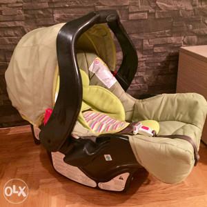 Auto sjedalica(nosiljka)za bebe 061/311-470