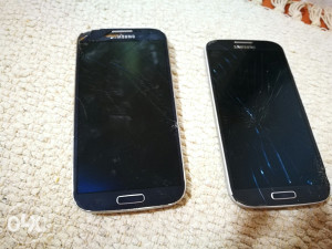 Samsung Galaxy S4 i9505 display otisao