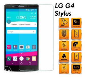 LG G4 Stylus Tempered Glass