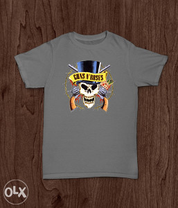 SuperMajice | MUZIKA | Guns N' Roses majica