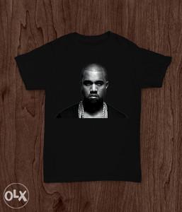 SuperMajice   MUZIKA   Kanye West Majica