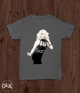 SuperMajice   MUZIKA   Lady Gaga majica