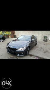 BMW 420d Coupe M Paket