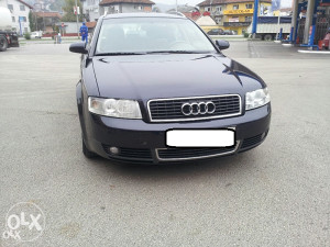 Audi A4 1.8 T 150 ks 2002 god. FULL Švicarska