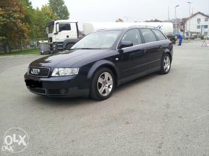 Audi A4 1.8 T 150 ks 2002 god. FULL Švicarska